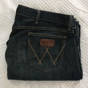 Wrangler Retro - Relaxed Boot cut jeans